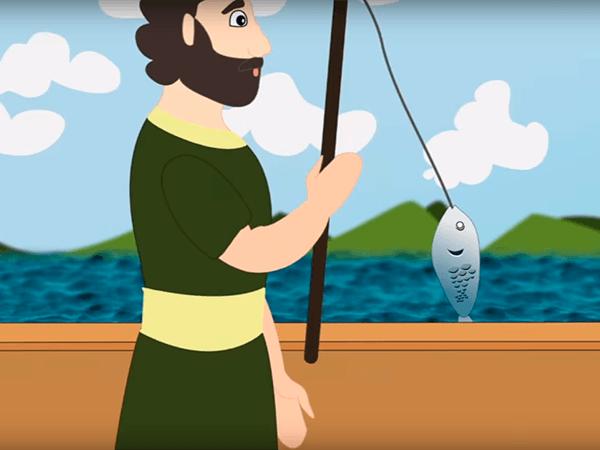 Videohistoria: En la boca del pez - Cada día con Dios 3