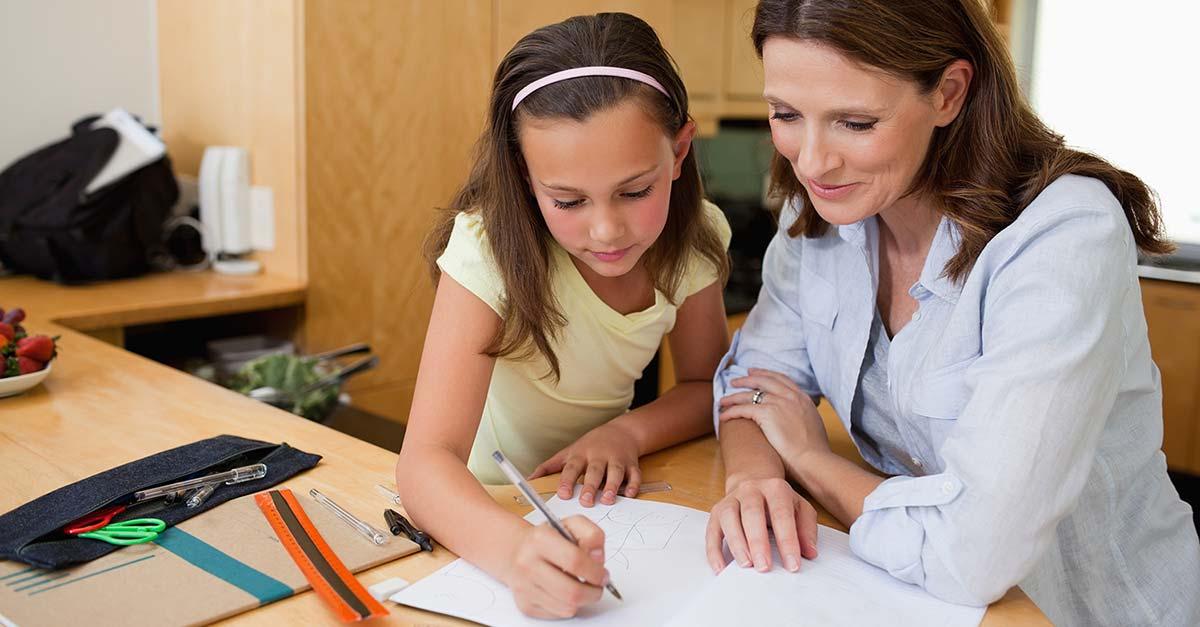 Estudiar con los hijos