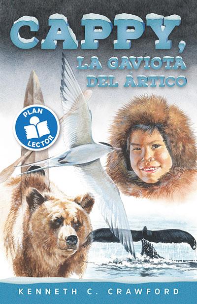 Cappy, la gaviota del Ártico