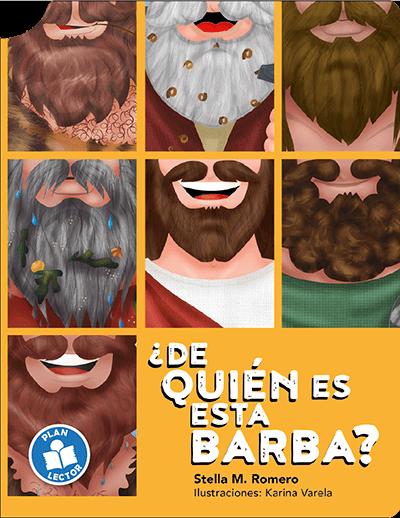 ¿De quién es esta barba?