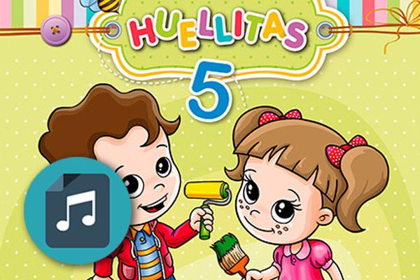 Audios - Huellitas 5 (2da edición)