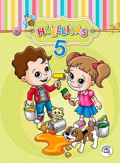 Huellitas 5 - Primera edición