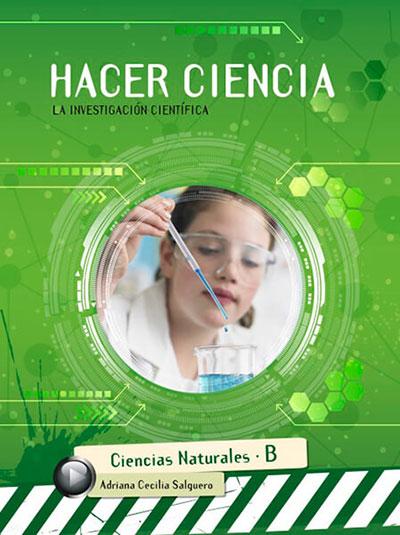 Hacer ciencia - Ciencias Naturales B
