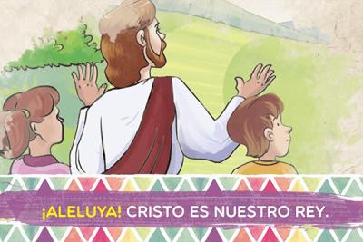 Videoclip: Aleluya - Cada día con Dios 6