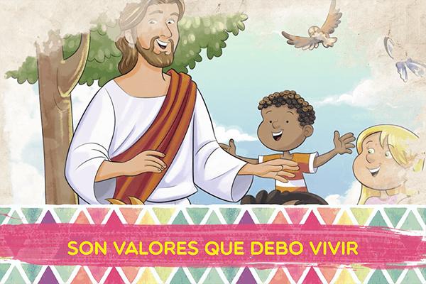 Videoclip: Valores - Cada día con Dios 6
