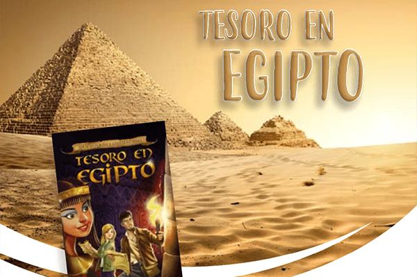 Proyecto de lectura - Tesoro en Egipto