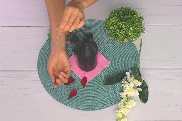 Experimento: Perfume casero +6 Ciencias Naturales