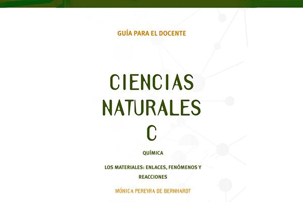 Guía docente - Ciencias Naturales C: Química
