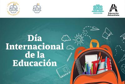 Proyecto pedagógico - Día internacional de la Educación