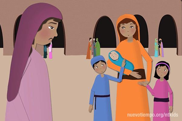 Videohistoria: El bebé especial de Ana – Cada día con Dios 6