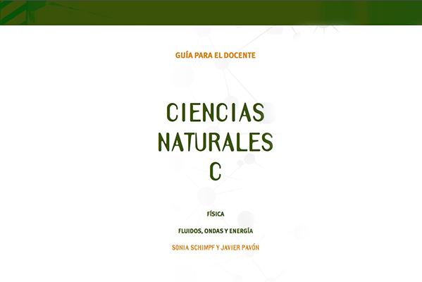 Guía docente - Ciencias Naturales C: Física