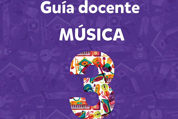 Guía docente - Música 3