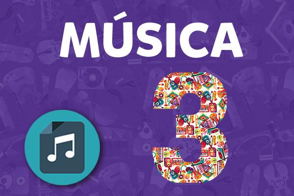 Pistas - Música 3