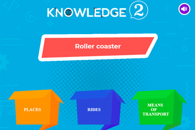Places, rides and means of transport - Knowledge 2