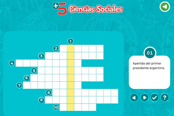 Rivadavia +5 Ciencias Sociales