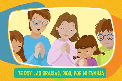 Videoclip: Mi familia - Supercuriosos 1