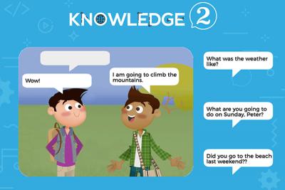 Communication Sheet 4 – Knowledge 2