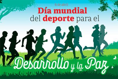 Proyecto pedagógico – Día mundial del deporte para el Desarrollo y la Paz