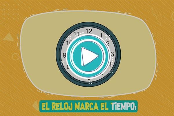 Videoclip: El tiempo - Supercuriosos 2