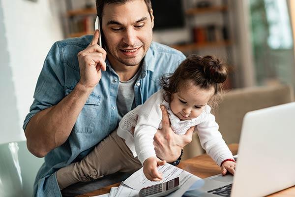Equilibrio entre la vida familiar y laboral
