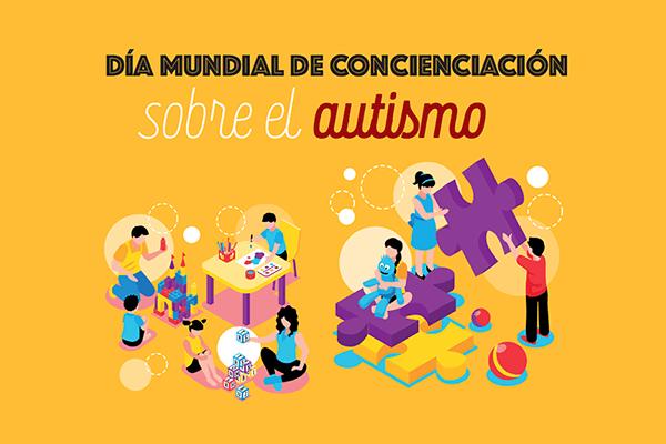 Proyecto pedagógico - Día mundial de concienciación sobre el autismo