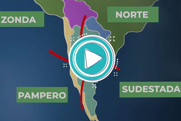 Video: La Argentina y su diversidad ambiental +5 Ciencias Sociales