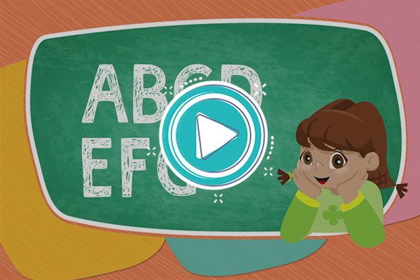 Videoclip: El abecedario - Supercuriosos 1