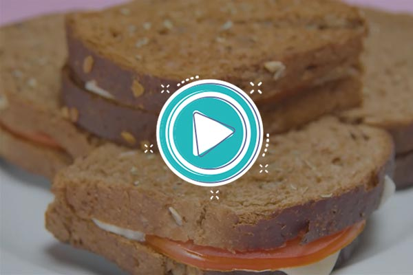 Video: Sándwich caprese - Supercuriosos 2