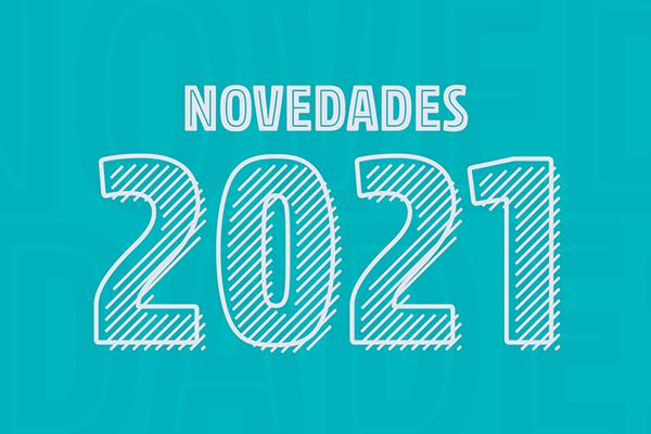 Novedades editoriales 2021