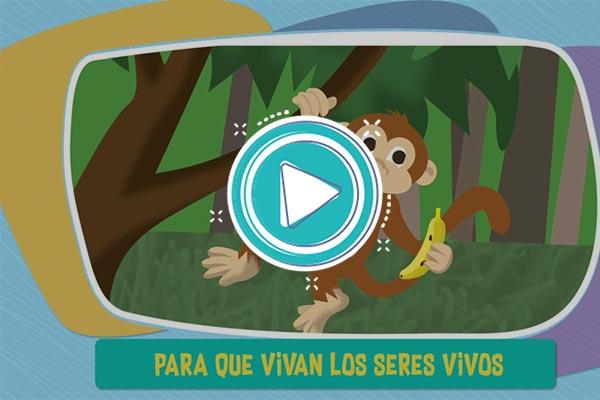 Videoclip: Los seres vivos - Supercuriosos 1