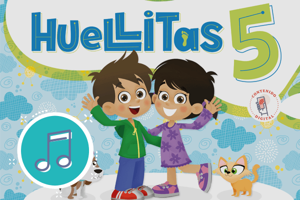Audios - Huellitas 5