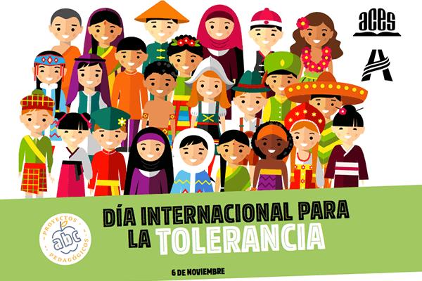 Proyecto pedagógico – Día Internacional para la Tolerancia