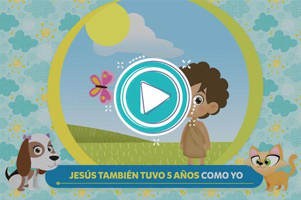 Videoclip: Un niñito como yo - Huellitas 5