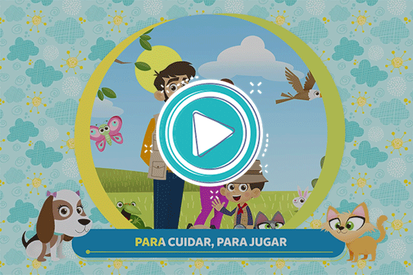 Videoclip: Mi familia y las mascotas - Huellitas 5