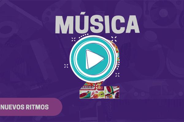 Videoclip: Nuevos ritmos - Música 2