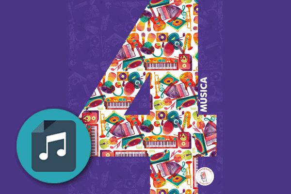 Pistas - Música 4