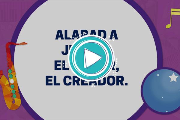 Videoclip: Alabad a Jehová - Música 3
