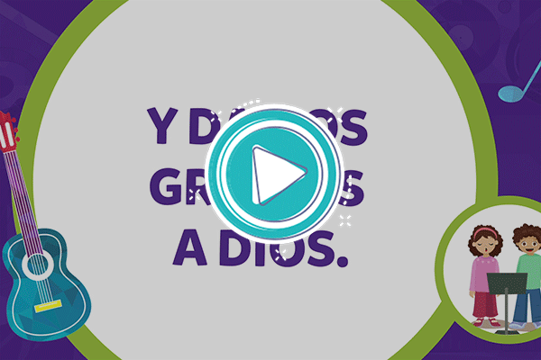 Videoclip: Voy a cantar a mi Jesús - Música 2