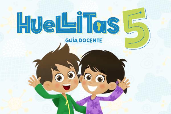 Guía docente - Huellitas 5