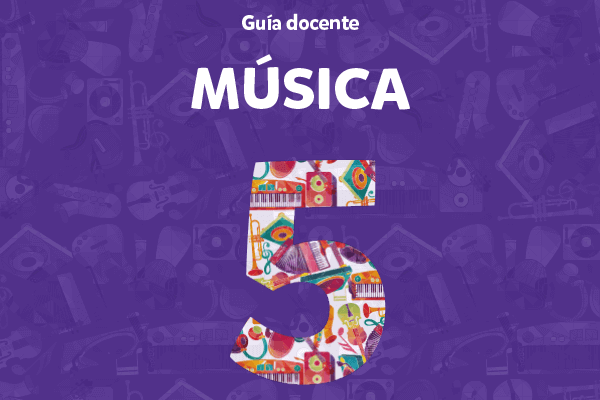 Guía docente - Música 5
