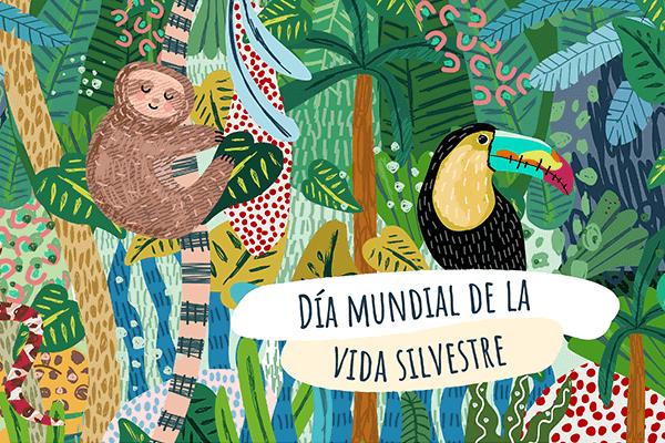 Proyecto pedagógico – Día Mundial de la Vida Silvestre