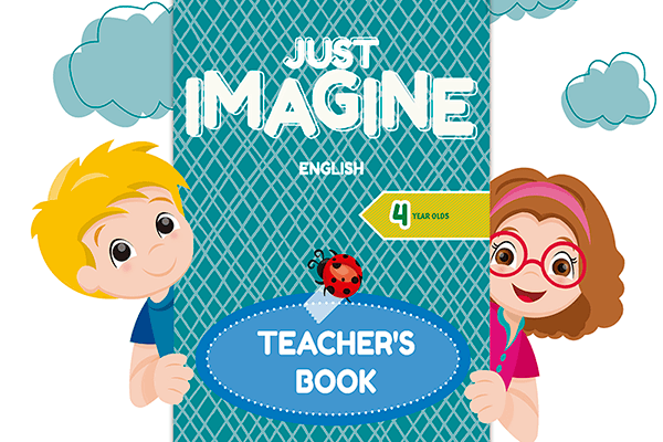 Teacher's Book - Just Imagine 4