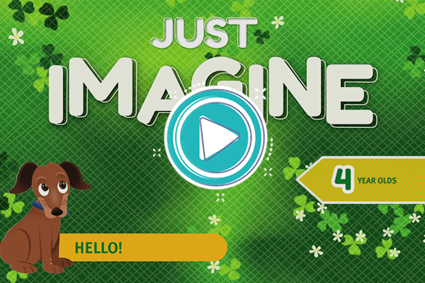 Videoclip Hello - Just Imagine 4
