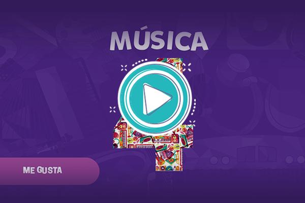 Videoclip: Me gusta - Música 4