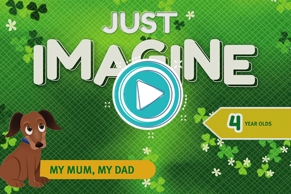 Videoclip: My mum, my dad - Just Imagine 4