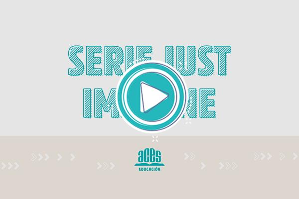Capacitación online Serie Just Imagine - Nivel Inicial