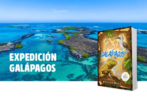 Proyecto de lectura - Expedición Galápagos