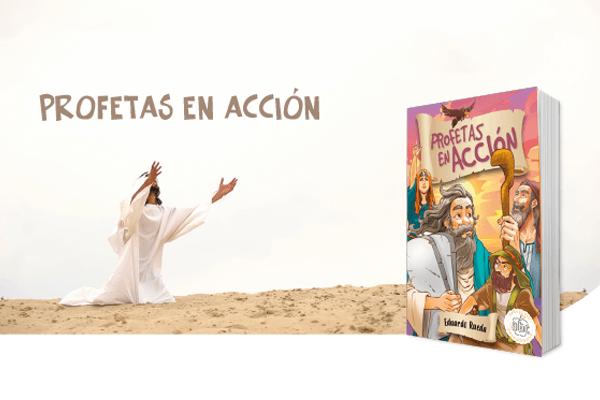 Proyecto de lectura - Profetas en acción