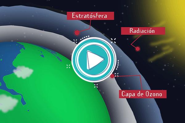 Video: Concentración de ozono en la atmósfera - Ciencias Naturales C: Física