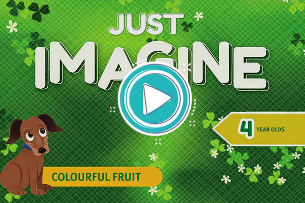 Videoclip: Colourful fruit - Just Imagine 4